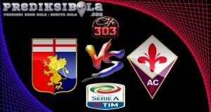 Prediksi Skor Genoa Vs Fiorentina 16 Desember 2016