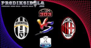 Prediksi Skor Juventus Vs AC Milan 23 Desember 2016