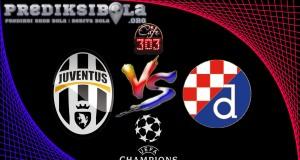 Prediksi Skor Juventus Vs Dinamo Zagreb 8 Desember 2016
