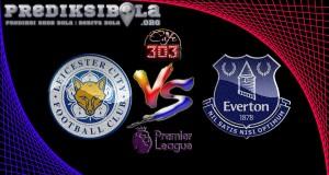 Prediksi Skor Leicester City Vs Everton 26 Desember 2016