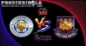 Prediksi Skor Leicester City Vs West Ham United 31 Desember 2016