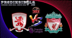 Prediksi Skor Middlesbrough Vs Liverpool 15 Desember 2016