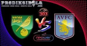 Prediksi Skor Norwich City Vs Aston Villa 14 Desember 2016