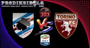Prediksi Skor Sampdoria Vs Torino 4 Desember 2016