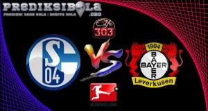 Prediksi Skor Schalke 04 Vs Bayer Leverkusen 11 Desember 2016