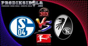 Prediksi Skor Schalke 04 Vs Freiburg 17 Desember 2016