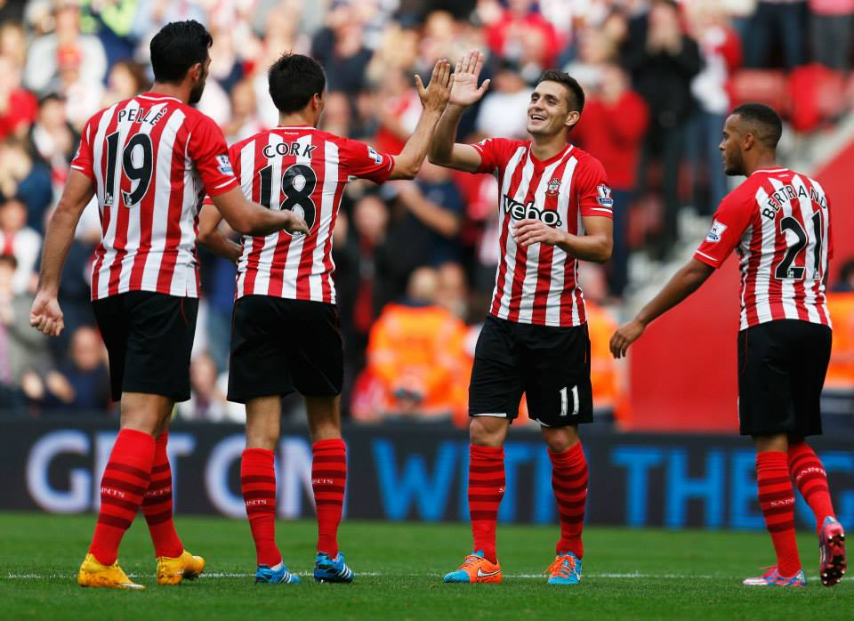 Southampton team football