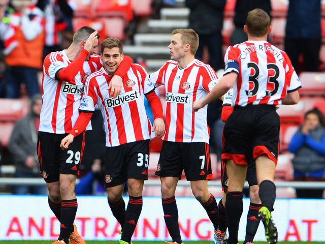 sunderland team football