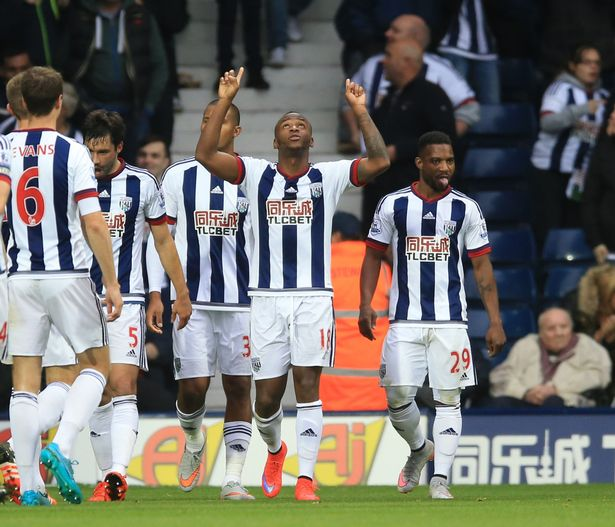 West Brom team football