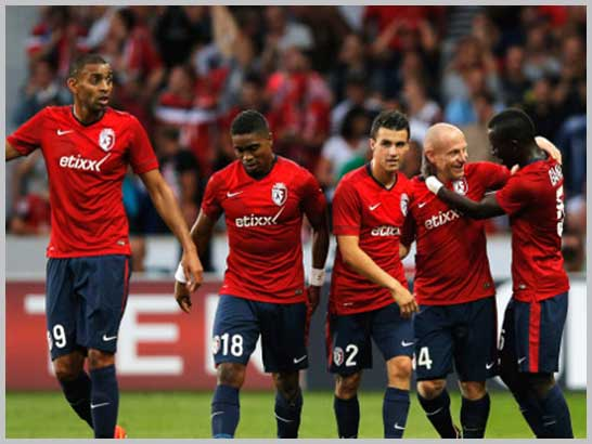 Lille Football Team