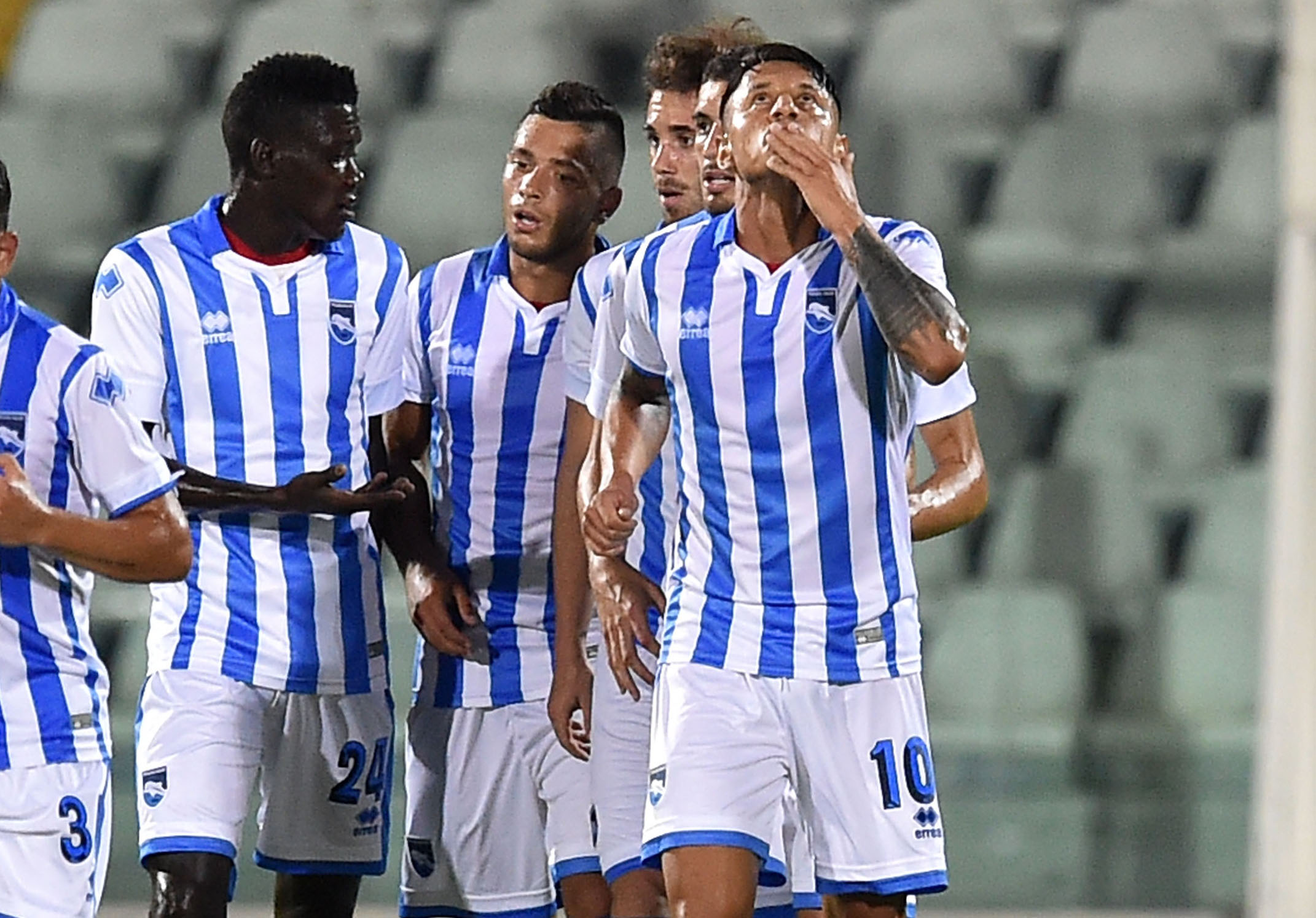 Pescara Football Team