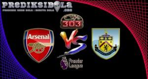 Prediksi Skor Arsenal Vs Burnley 22 Januari 2017