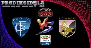 Prediksi Skor Empoli Vs Palermo 8 Januari 2017