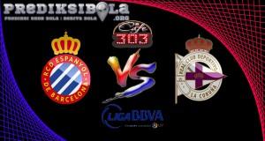 Prediksi Skor Espanyol Vs Deportivo La Coruna 7 Januari 2017