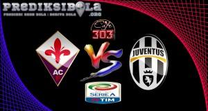 Prediksi Skor Fiorentina Vs Juventus 16 Januari 2017