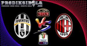 Prediksi Skor Juventus Vs AC Milan 26 Januari 2017