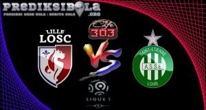 Prediksi Skor Lille Vs Saint Etienne 14 Januari 2017