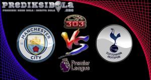 Prediksi Skor Manchester City Vs Tottenham Hotspur 22 Januari 2017