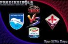 Prediksi Skor Pescara Vs Fiorentina 2 Februari 2017