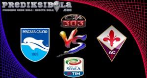 Prediksi Skor Pescara Vs Fiorentina 8 Januari 2017