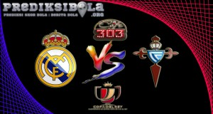 Prediksi Skor Real Madrid Vs Celta Vigo 19 Januari 2017