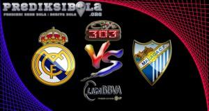 Prediksi Skor Real Madrid Vs Malaga 21 Januari 2017