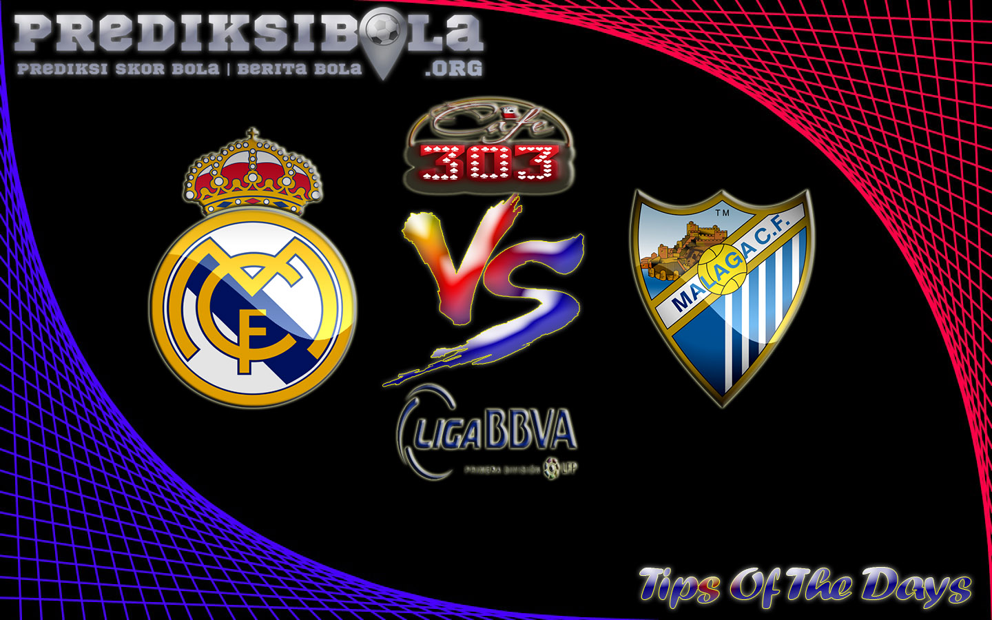 Prediksi Skor Real Madrid Vs Malaga 21 Januari 2017