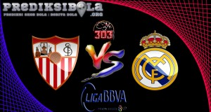 Prediksi Skor Sevilla Vs Real Madrid 16 Januari 2017