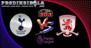 Prediksi Skor Tottenham Hotspur Vs Middlesbrough 5 Februari 2017