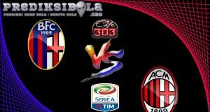Prediksi Skor Bologna Vs AC Milan 9 Februari 2017