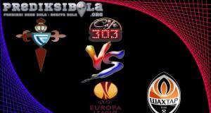Prediksi Skor Celta Vigo Vs Shakhtar Donetsk 17 Februari 2017