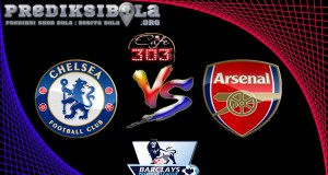 Prediksi Skor Chelsea Vs Arsenal  4 Februari 2017
