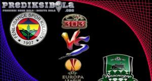 Prediksi Skor Fenerbahce Vs Krasnodar 23 Februari 2017