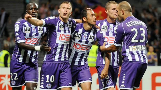 Toulouse Football Team