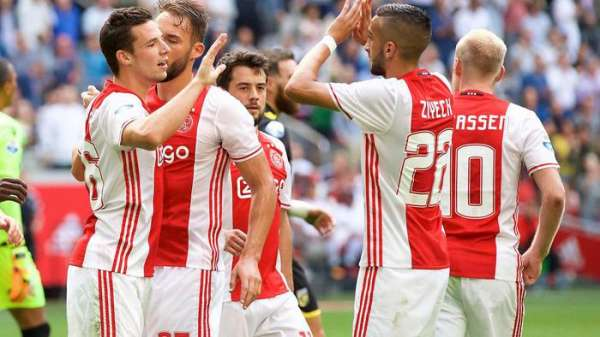 Ajax Football Team