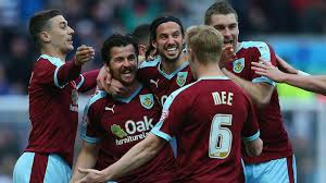 Burnley FootBall Team