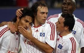 Hamburger Sv Football Team