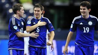 Kazakhstan Football Team