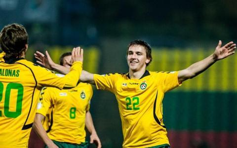 Lituania Football Team