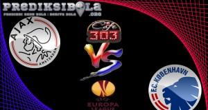 Prediksi Skor Ajax Vs Kobenhavn 17 Maret 2017