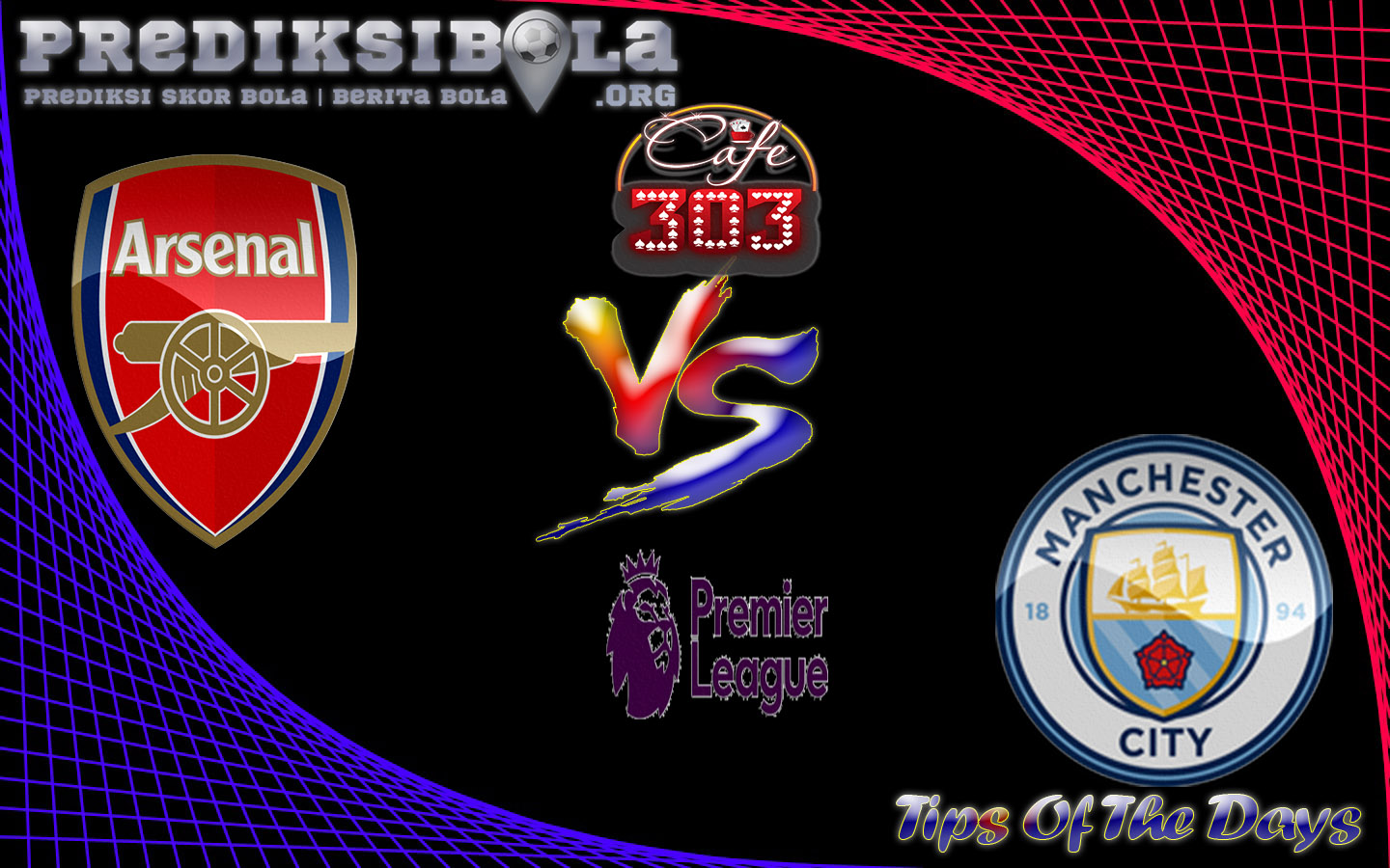 Prediksi Skor Arsenal Vs Manchester City 2 April 2017