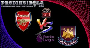 Prediksi Skor Arsenal Vs West Ham United 6 April 2017