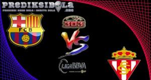 Prediksi Skor Barcelona Vs Sporting Gijon 2 Maret 2017