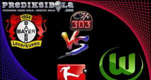 Prediksi Skor Bayer Leverkusen Vs Wolfsburg 2 April 2017