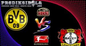 Prediksi Skor Borussia Dortmund Vs Bayer Leverkusen 4 Maret 2017