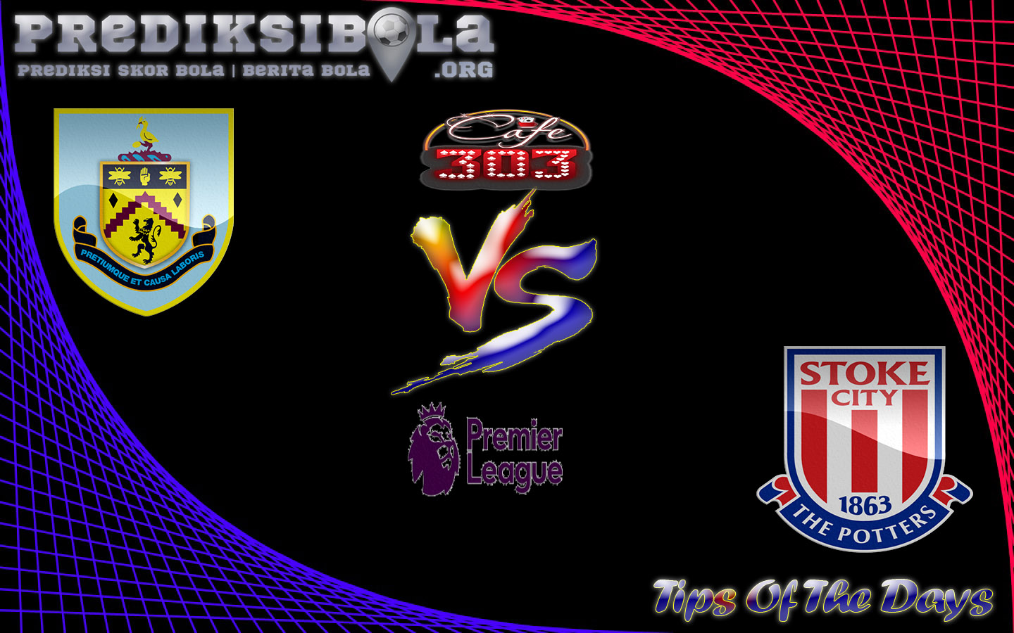 Prediksi Skor Burnley Vs Stoke City 5 April 2017