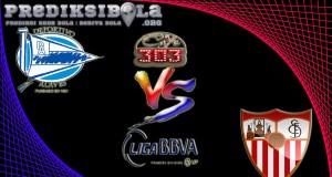 Prediksi Skor Deportivo Alaves Vs Sevilla 7 Maret 2017