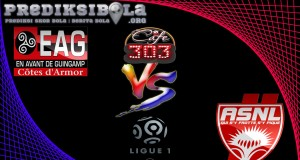 Prediksi Skor Guingamp Vs Nancy 1 April 2017
