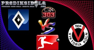 Prediksi Skor Hamburger Sv Vs Koln 1 April 2017