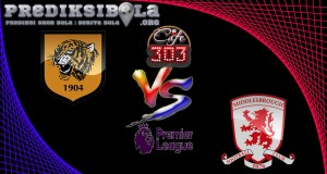 Prediksi Skor Hull City Vs Middlesbrough 6 April 2017